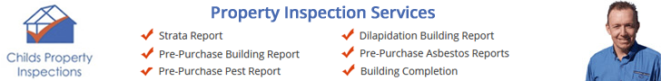 Childs Property Inspections